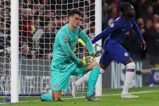 Lampard makes Kepa denial, slams 'unfair' criticism of Chelsea star - Bóng Đá