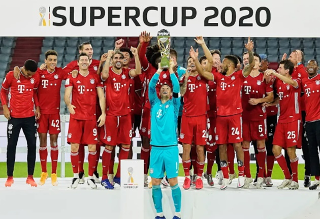 Ảnh Bayern thắng Dortmund - Bóng Đá