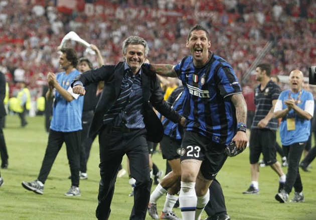 """Ex-Inter Boss Jose Mourinho: """"I Was Really Happy At Inter, I'd Never Have Left If I Got On The Bus After Champions League Win"""" - Bóng Đá"""
