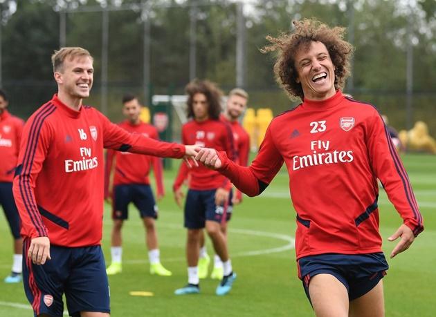 Đội hình dự kiến Arsenal - Bóng Đá