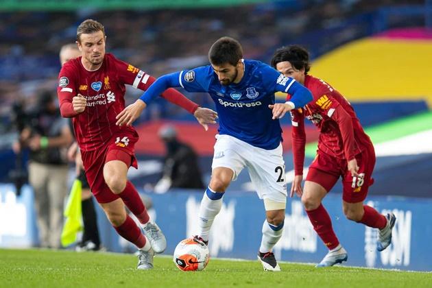 Merseyside derby stats: Mohamed Salah on brink of LFC century - Bóng Đá