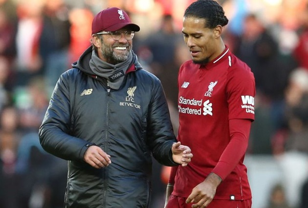 True impact of Virgil Van Dijk missing season revealed with Liverpool win rate plummeting and goals against soaring - Bóng Đá