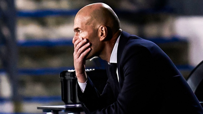 'I see myself capable of fixing this' - Zidane claims he can turn Real Madrid around as pressure builds - Bóng Đá