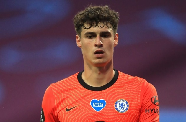 Chelsea boss Frank Lampard confirms Kepa Arrizabalaga and Billy Gilmour will miss Manchester United clash  - Bóng Đá