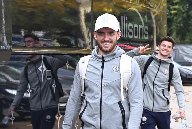 Ảnh tập Chelsea có Cech - Bóng Đá