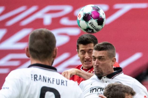 Ảnh sau trận Bayern - Bóng Đá