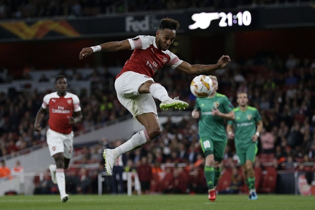 Arteta has worse record than Emery at this stage, losing more games, a lower win percentage and scoring fewer goals - Bóng Đá