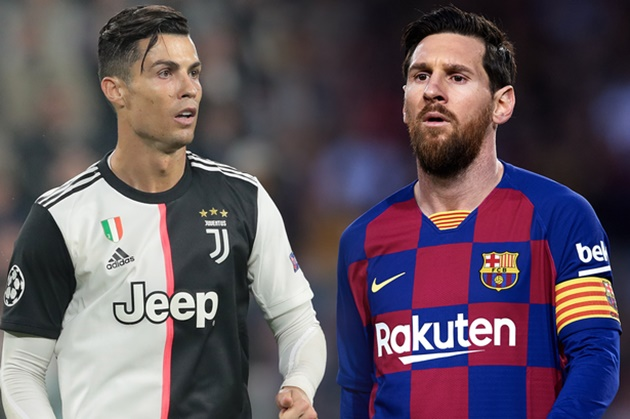 Messi or Ronaldo? Chelsea boss Lampard picks his favourite - Bóng Đá