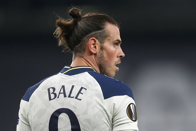 Gareth Bale: Jose Mourinho hopes Tottenham forward reaches 'better level' soon - Bóng Đá