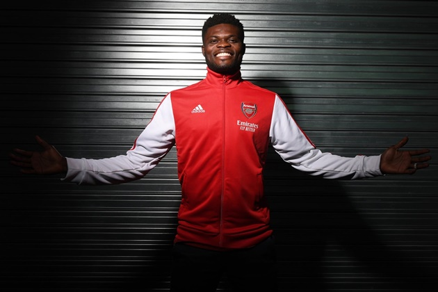'I was not thinking of anything' - Partey admits deadline day move to Arsenal caught him by surprise - Bóng Đá