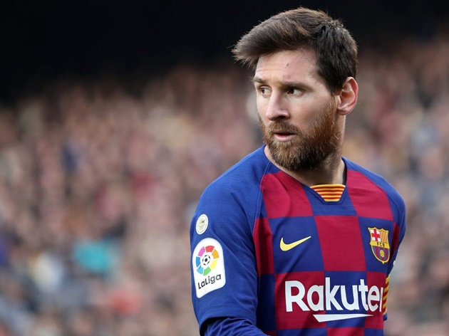 'Who am I to change him?!' - Ex-Barcelona coach Setien admits Messi is 'difficult to manage' - Bóng Đá