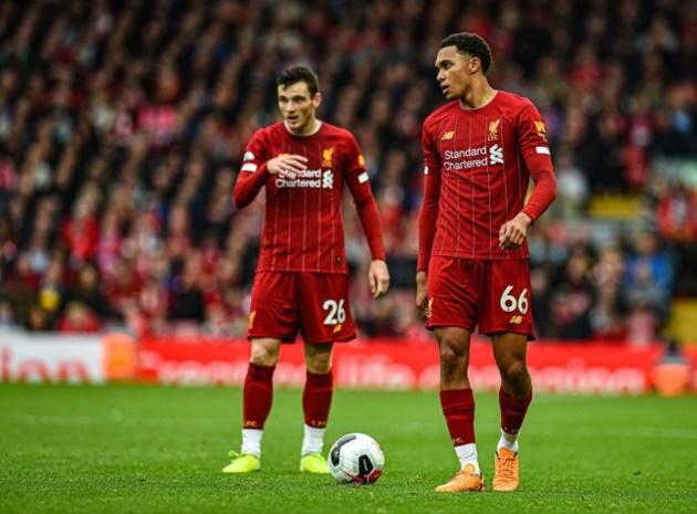 Nc247info tổng hợp: Đội hình kết hợp Man City - Liverpool