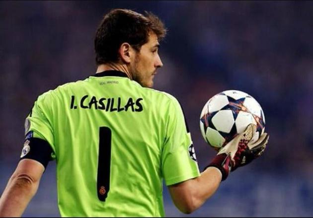Một trong những gương mặt tiêu biểu nhất trong lịch sử Champions League là huyền thoại Real Madrid - Casillas.