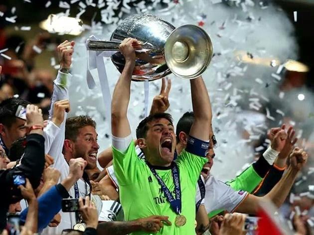 Đội trưởng huyền thoại của Real Madrid treo găng với tổng cộng 181 lần góp mặt ở đấu trường danh giá nhất châu Âu - kỷ lục của giải đấu.