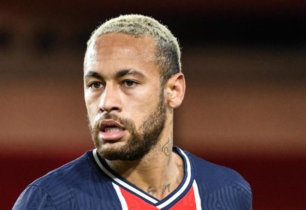 Tuchel confirms Neymar will start for PSG against RB Leipzig - Bóng Đá