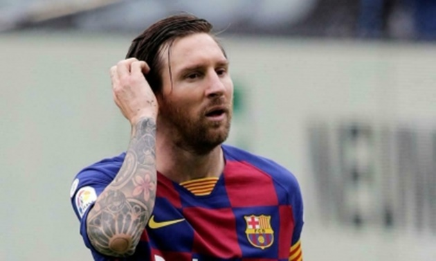 Koeman doesn't see Messi leaving Barcelona as he delivers blunt response to exit talk - Bóng Đá