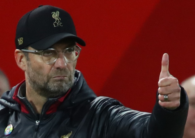 KLOPP SHARES WHAT HE TOLD LIVERPOOL'S PLAYERS IN THE DRESSING ROOM AFTER ATALANTA DEFEAT - Bóng Đá