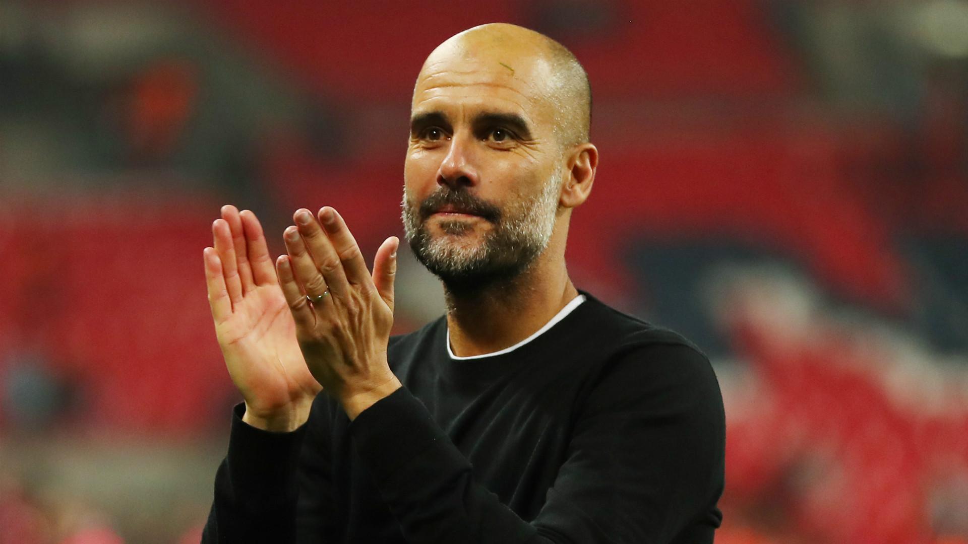 Pep Guardiola chính thức gia hạn hợp đồng với Manchester City đến 2021 - Bóng Đá
