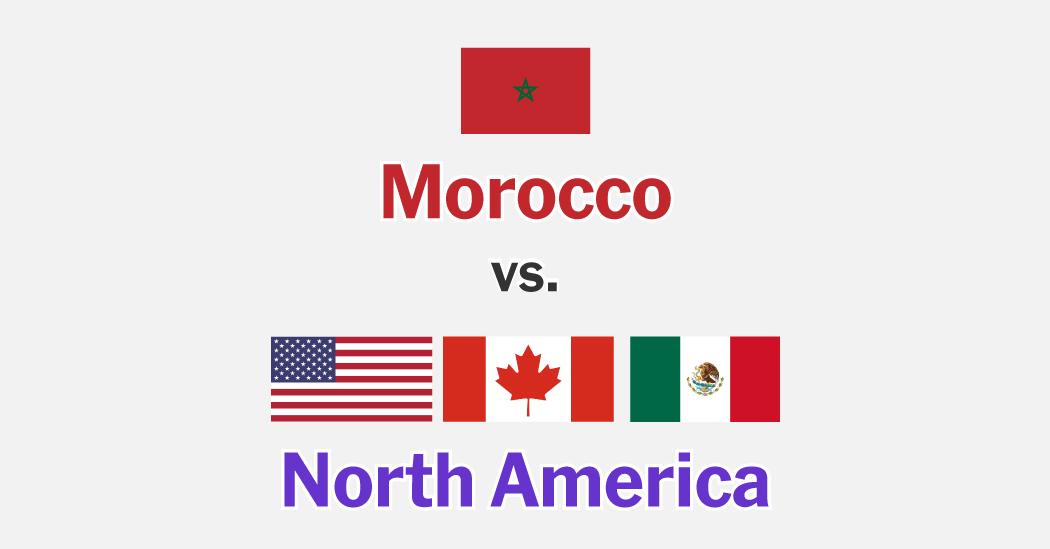 CHÍNH THỨC: Canada, Mexico và Mỹ sẽ là đồng chủ nhà của World Cup 2026 - Bóng Đá
