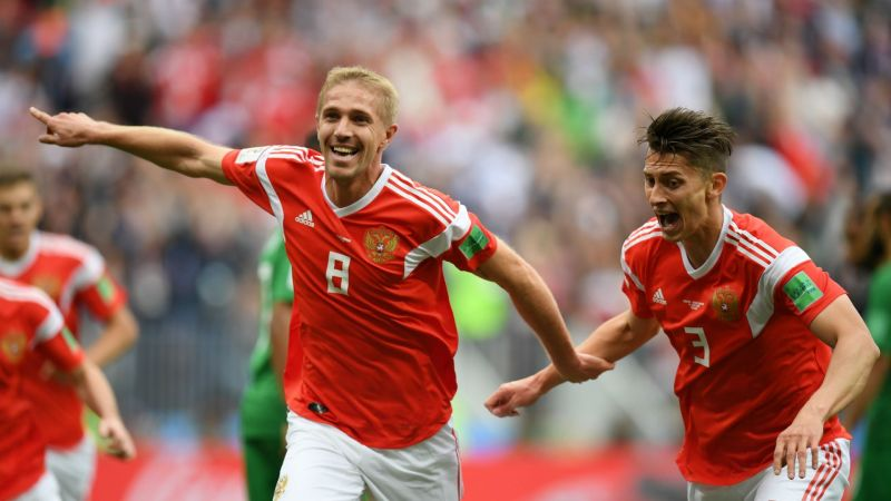 Đâu là bàn thắng mở màn đẹp nhất trong lịch sử các kì World Cup? - Bóng Đá