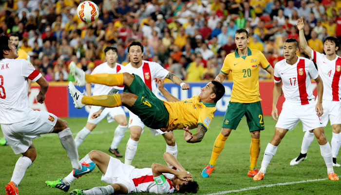 Tim Cahill chính thức chia tay ĐT Australia - Bóng Đá