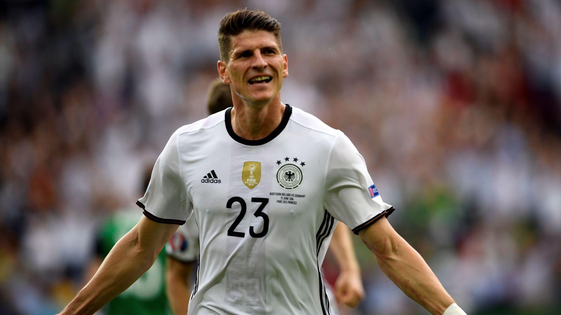 Thêm một sao tuyển Đức giã từ đội tuyển quốc gia (Mario Gomez) - Bóng Đá