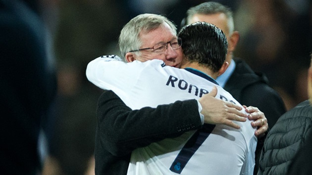 Sir Alex muốn thấy Ronaldo đá trận chung kết Champions League - Bóng Đá
