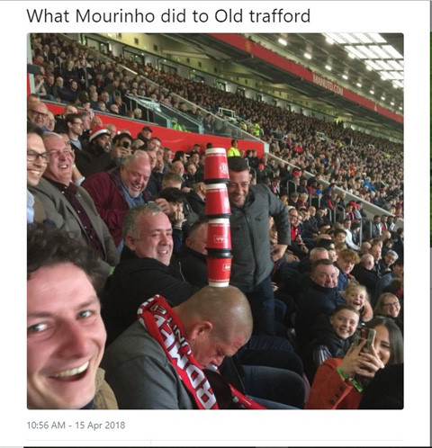 Vì Mourinho, MU thành vua hòa Premier League - Bóng Đá