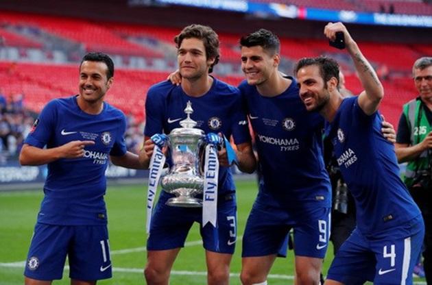 Mourinho không phục khi nhìn Chelsea đoạt FA Cup - Bóng Đá