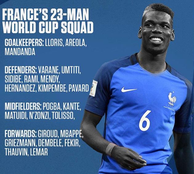 Sao trẻ rút khỏi tuyển Pháp: 'Là đàn ông, tôi sẽ tự chịu trách nhiệm' - Bóng Đá
