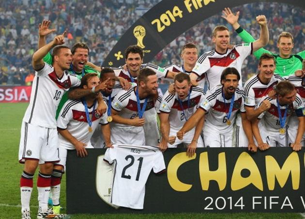 Marco Reus khao khát được chơi ở World Cup 2018 - Bóng Đá