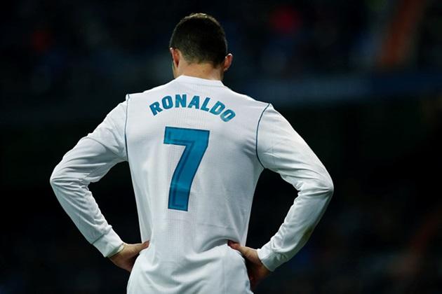Luis Figo khuyên Ronaldo nên ở lại Real Madrid - Bóng Đá