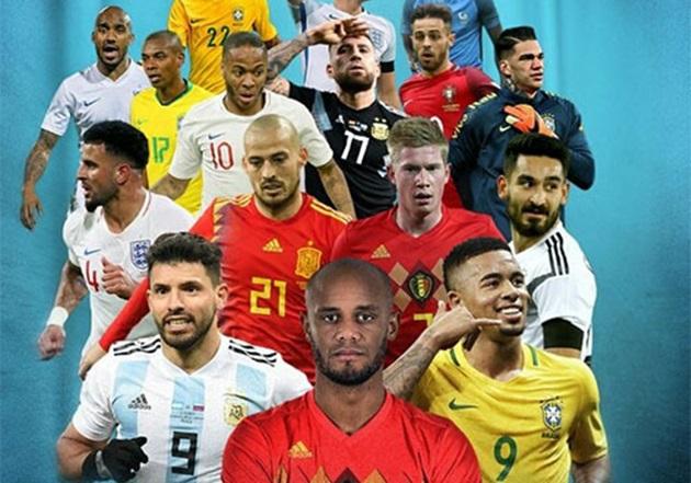 World Cup và bi kịch 'nuôi ong tay áo' của Premier League - Bóng Đá