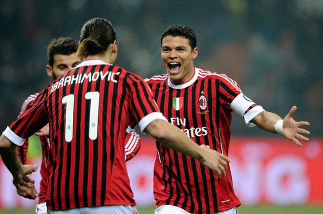 Thiago Silva trở về AC Milan, tại sao không? - Bóng Đá