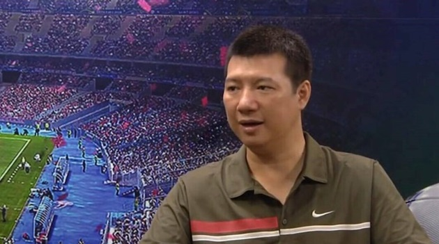 BLV Quang Huy nói gì khi Ronaldo