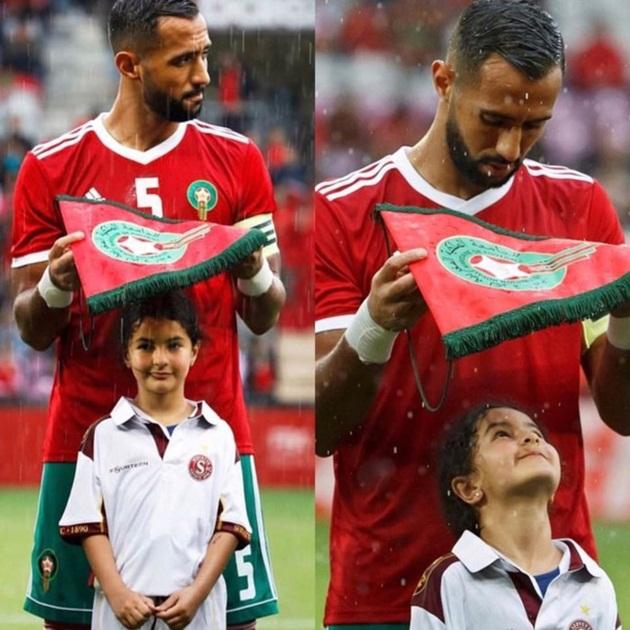 Những khoảng khắc cảm động cùng World Cup 2018 - Bóng Đá