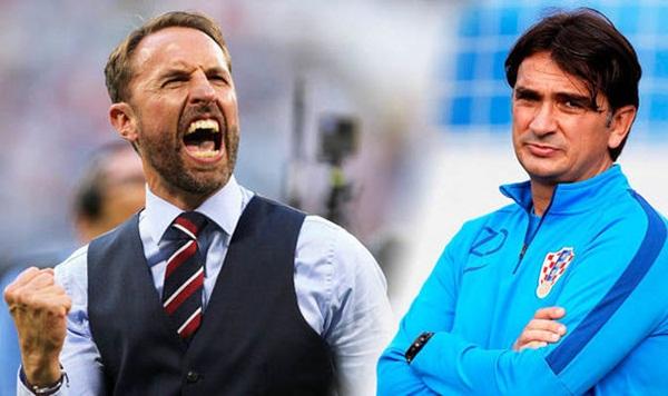 Croatia cảnh báo Harry Kane và tuyển Anh: Hãy nhìn gương Messi! - Bóng Đá