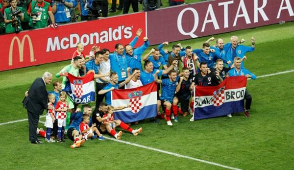 Giấc mơ có thật với Croatia - Bóng Đá