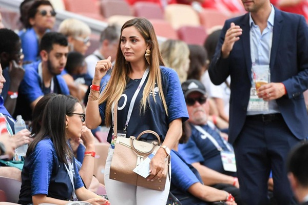Chiêm ngưỡng kiều nữ đẹp nhất chung kết World Cup 2018 - Bóng Đá