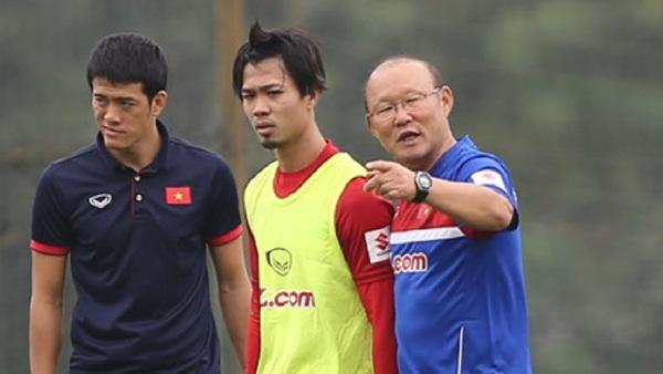 U23 Việt Nam: Thầy Park phải làm gì với Công Phượng đây? - Bóng Đá