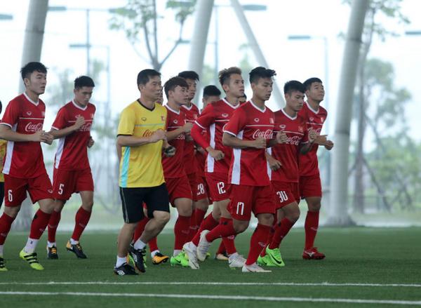 HLV Park Hang Seo chỉ ra đối thủ chính của Olympic Việt Nam tại Asiad 2018