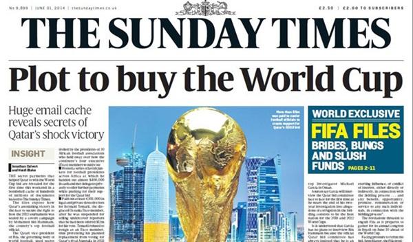 Anh sẽ đăng cai World Cup 2022 nếu Qatar vi phạm luật của FIFA? - Bóng Đá