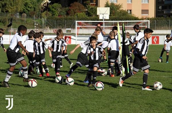 Juventus chính thức mở học viện, tuyển sinh cả nước - Bóng Đá