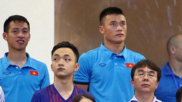 HLV Park Hang Seo báo tin cực vui cho thủ môn Bùi Tiến Dũng - Bóng Đá