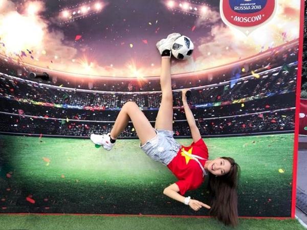 Vẻ khả ái của hot girl xứ Nghệ là bạn gái tin đồn của Văn Đức U23 - Bóng Đá