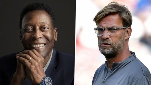 Pele dự đoán Liverpool vô địch Ngoại hạng Anh 2018/19 - Bóng Đá