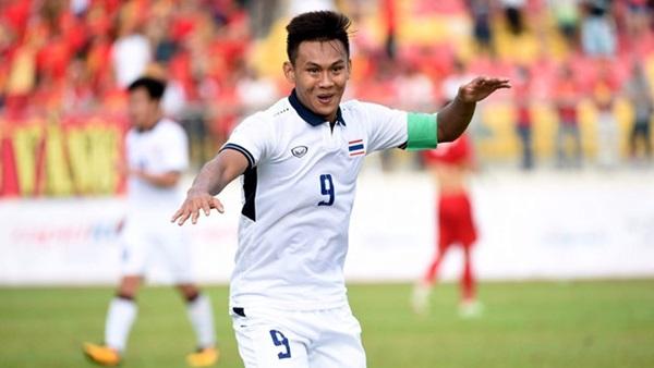 Đội trưởng Olympic Thái Lan tại Asiad 2018 bị các CĐV chỉ trích - Bóng Đá