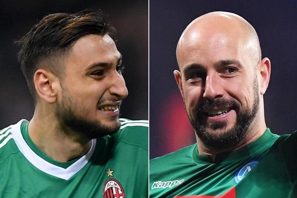 """Những đội bóng đang sở hữu """"thủ môn dự bị"""" chất lượng tại Serie A mùa này - Bóng Đá"""