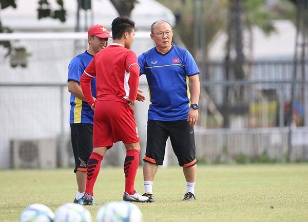 """U23 Việt Nam lộ """"tử huyệt"""": Chờ thầy Park cao tay - Bóng Đá"""