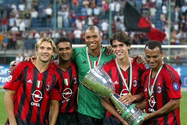 Đây mới là AC Milan mà tôi muốn thấy! - Bóng Đá